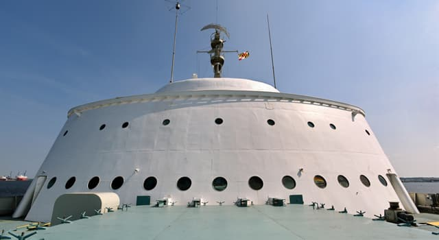 Science Trivia Question: Which was the first nuclear-powered merchant ship?