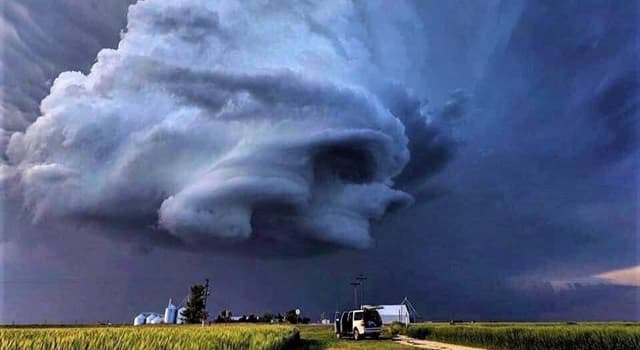 History Trivia Question: In which year was the first official tornado forecast and warning issued in the United States?