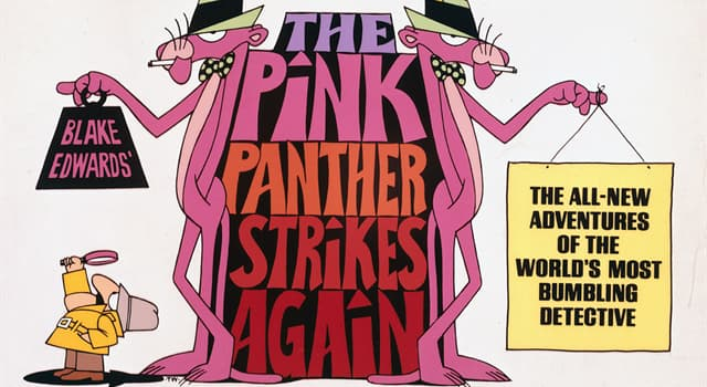 "Movies & TV Trivia Question: Who provided the singing voice for Ainsley Jarvis in the film ""The Pink Panther Strikes Again""?"