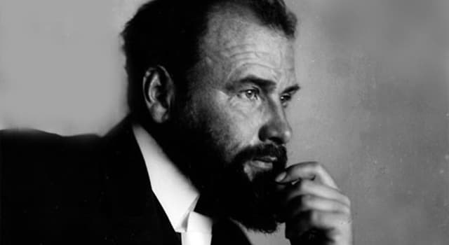 Society Trivia Question: Who was Gustav Klimt?