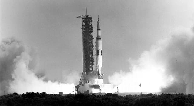 History Trivia Question: Who was the President of the United States when Apollo 11 landed on the Moon?