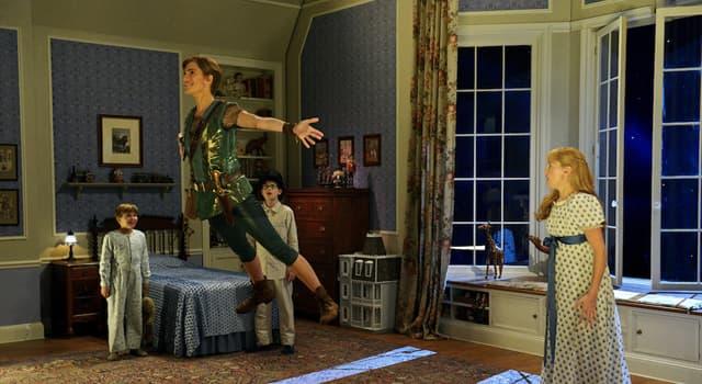 """Kultur Wissensfrage: Wie lautet der Untertitel des Bühnenstücks """"Peter Pan""""?"""