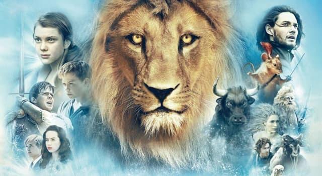 """Kultur Wissensfrage: Aus wieviel Büchern besteht die Serie von Fantasyromanen """"Die Chroniken von Narnia""""?"""