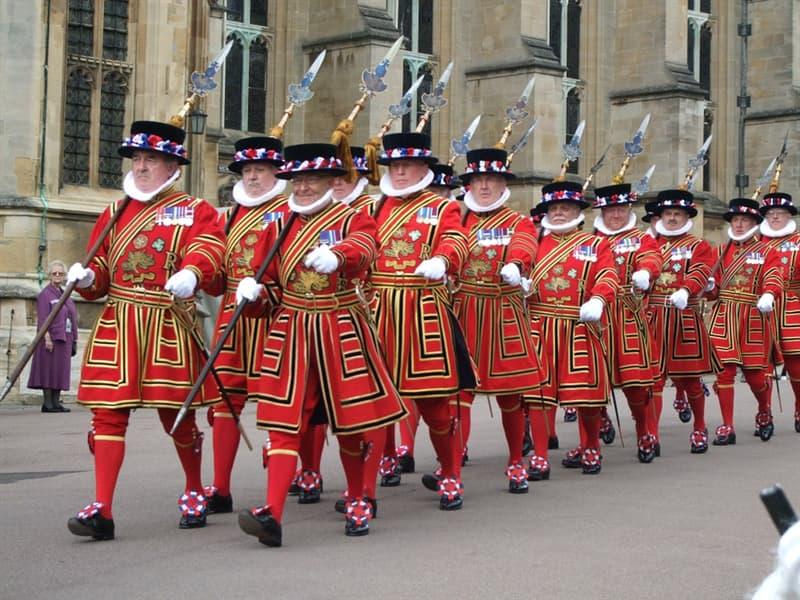 Geografía Pregunta Trivia: ¿Cómo se denomina a los guardianes ceremoniales de la Torre de Londres?