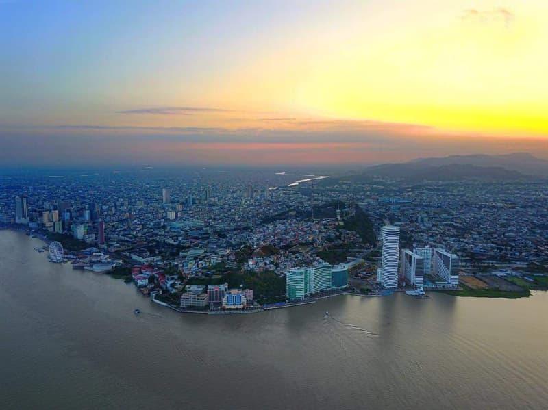 Cultura Pregunta Trivia: ¿Cómo se le conoce a la ciudad de Guayaquil - Ecuador?
