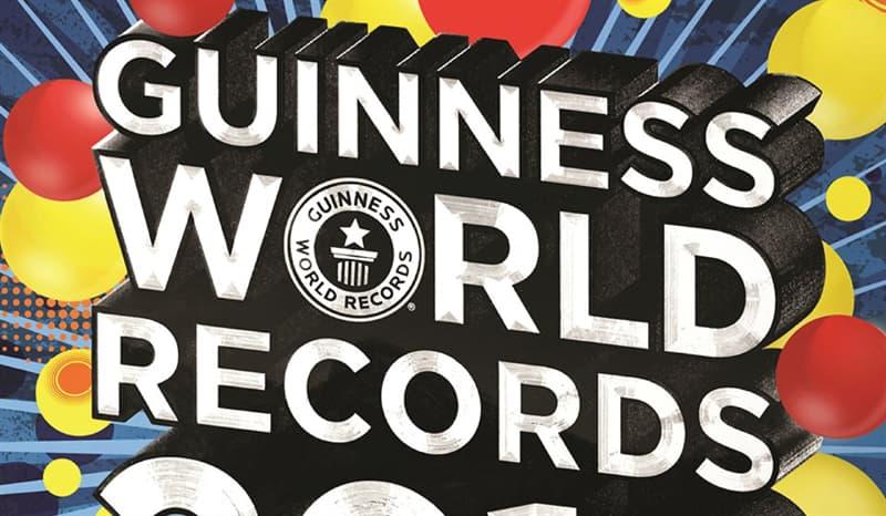"""Cultura Pregunta Trivia: ¿Cuál de los siguientes eventos no se incluye en el """"Guinness World Records 2018""""?"""