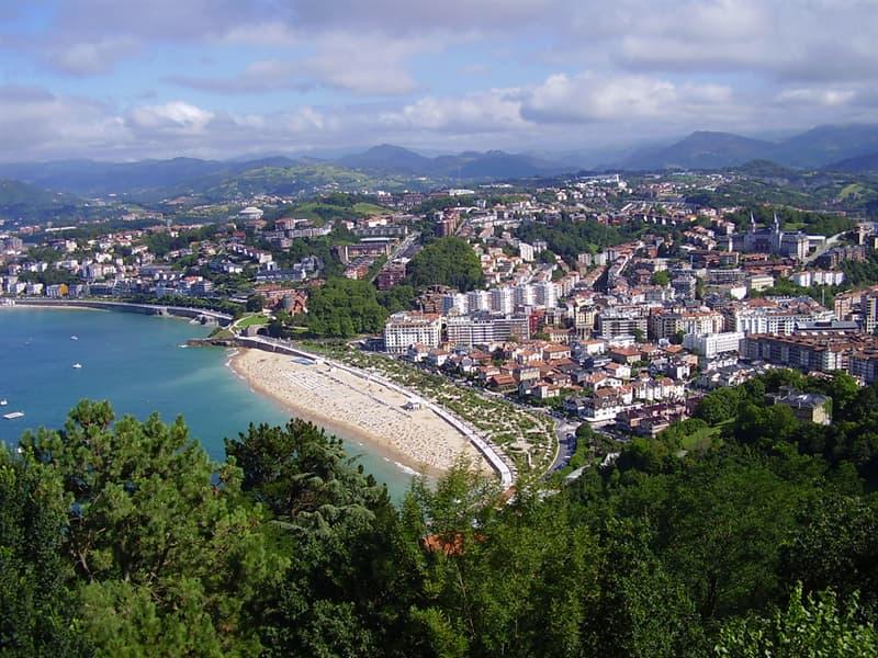 Geografía Pregunta Trivia: ¿Cuál es el nombre de la ciudad de San Sebastián en idioma vasco (euskera)?
