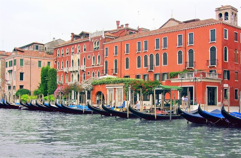 Geografía Pregunta Trivia: ¿Cuántas islas componen el  archipiélago de Venecia?