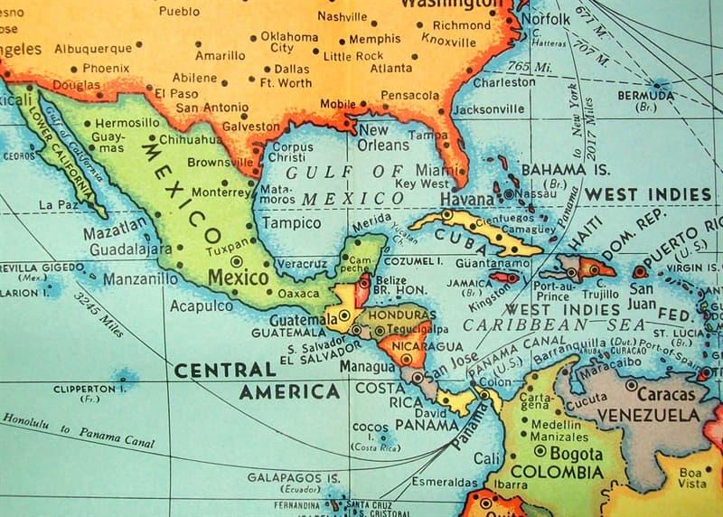 Geografía Pregunta Trivia: ¿Cuántos territorios no independientes, existen aún en América?