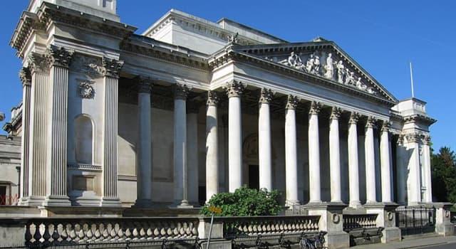 Kultur Wissensfrage: Der Gründer des berühmten Museums hat das Land, in dem das Museum gegründet wurde, nie besucht?