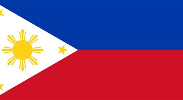 Geographie Wissensfrage: Die Flagge welches Staates ist auf dem Bild dargestellt?