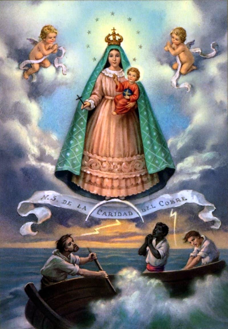 Sociedad Pregunta Trivia: ¿En cuál de los siguientes países se venera a Nuestra Señora de la Caridad del Cobre?