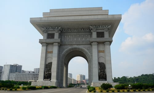 Geografía Pregunta Trivia: ¿En qué país se encuentra el arco de triunfo más alto del mundo?