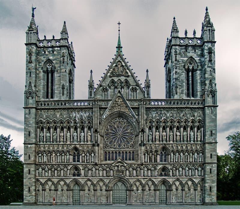 Geografía Pregunta Trivia: ¿En qué país se encuentra la catedral que se muestra en la imagen?