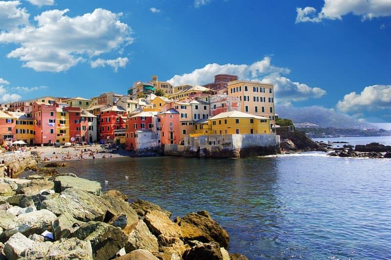 Geografía Pregunta Trivia: ¿En qué región de Italia se encuentra la ciudad de Génova?