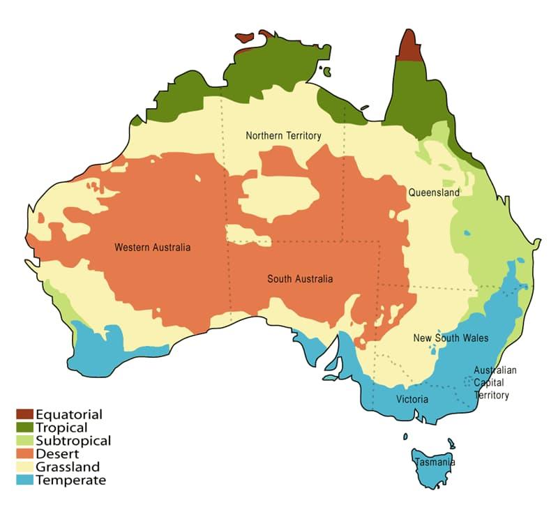 Historia Pregunta Trivia: ¿En qué siglo se inicia la colonización de Australia por los ingleses?