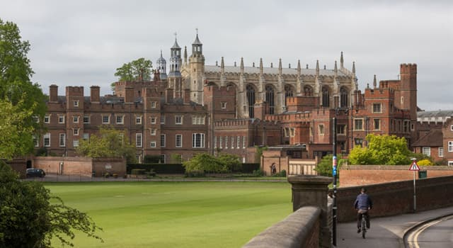 History Trivia Question: Eton College was founded in the 1440s by which English king?