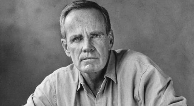 Culture Trivia Question: For which work did Cormac McCarthy win the 2007 Pulitzer Prize?
