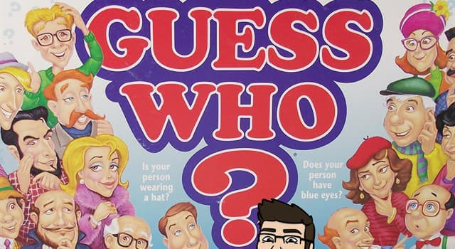"""Society Trivia Question: How many different characters are there in the board game """"Guess Who?""""?"""