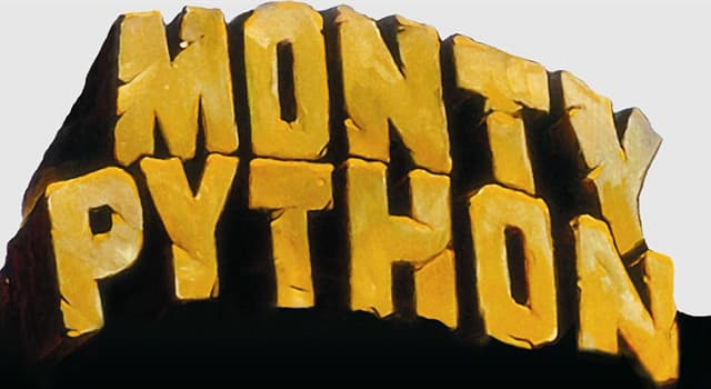 Movies & TV Trivia Question: How many members were in the Monty Python team?