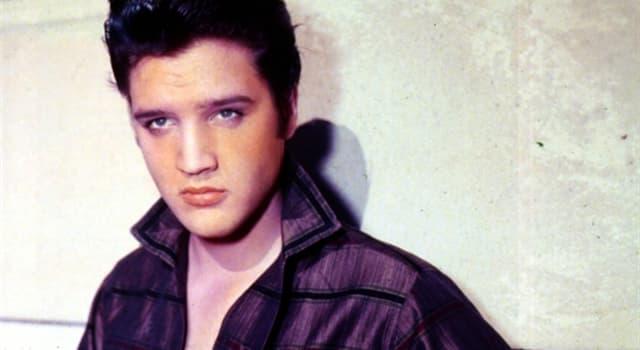 Kultur Wissensfrage: In welchem Alter starb Elvis Presley?