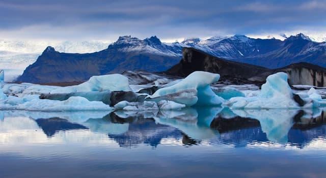 Geographie Wissensfrage: In welchem Land befindet sich der größte Gletscher Europas?