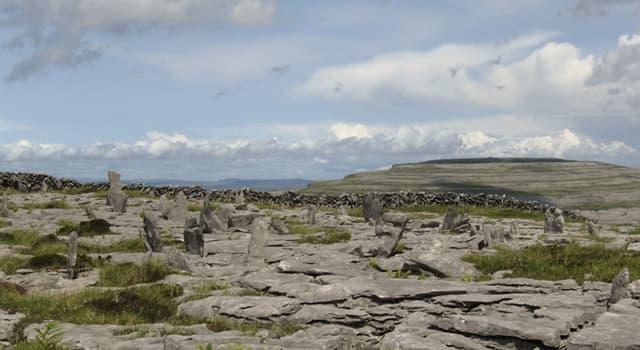 """Geographie Wissensfrage: In welchem Land gibt es den sogenannten """"Burren Way""""?"""