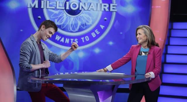 """Film & Fernsehen Wissensfrage: In welchem Land wurde die Quizsendung """"Who Wants to Be a Millionaire?"""" erstmals ausgestrahlt?"""