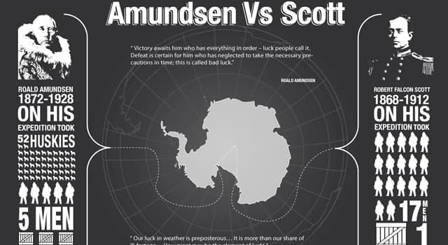Geschichte Wissensfrage: In welchem Meer soll 1928 Roald Amundsens französisches Flugboot Latham 47 abgestürzt sein?