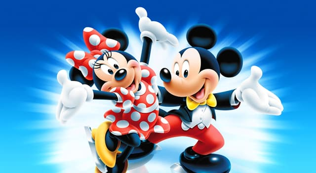 Movies & TV Trivia Question: Who voiced Mickey Mouse and Minnie Mouse?