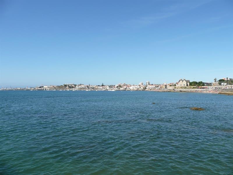 Geografía Pregunta Trivia: ¿La Costa de Estoril se encuentra dentro de un distrito de qué ciudad?