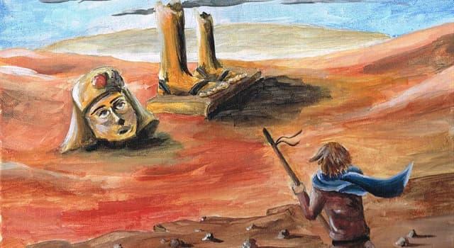 "Culture Trivia Question: ""Ozymandias"" is a notable poem by which author?"