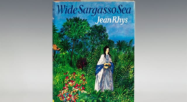 """Culture Trivia Question: Published in 1966, the novel """"Wide Sargasso Sea"""" expands on the story of which of these books?"""