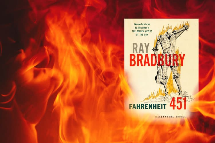 Cultura Pregunta Trivia: ¿Qué efecto se produce cuando la temperatura alcanza los 451º Fahrenheit, según la novela de ciencia ficción de Ray Bradbury?