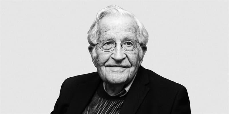 Sociedad Pregunta Trivia: ¿Quién es Noam Chomsky?