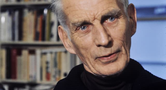 Society Trivia Question: Samuel Beckett was born in which country?