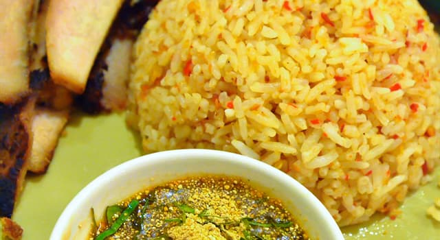 Culture Trivia Question: The generic term 'nam phrik' refers to what in Thai cuisine?