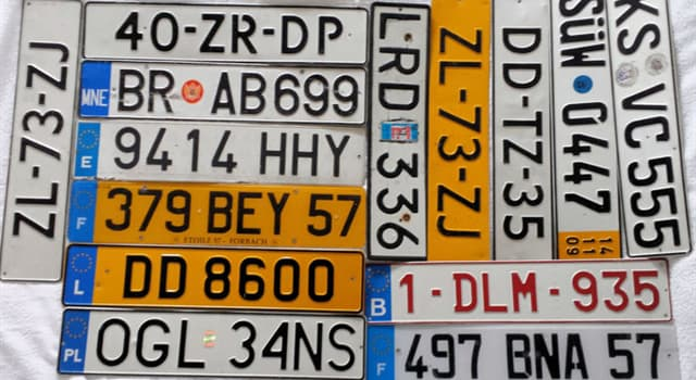 Society Trivia Question: The letter 'E' is the international vehicle registration code for which country?