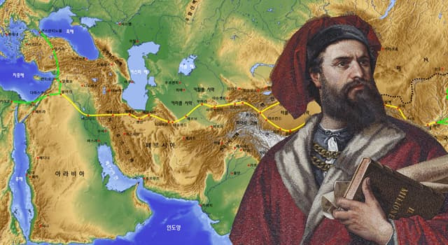 "Culture Trivia Question: ""The Travels of Marco Polo"" was divided into how many books?"