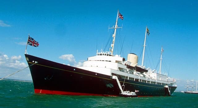 """Culture Trivia Question: The Yacht """"Britannia"""", the former Royal yacht, is permanently moored near which British city?"""