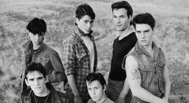 Movies & TV Trivia Question: Tom Cruise and Patrick Swayze appeared together in which film?
