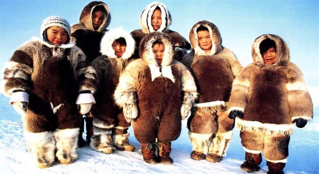 Culture Trivia Question: Traditionally made from seal or reindeer skin, what is a mukluk?