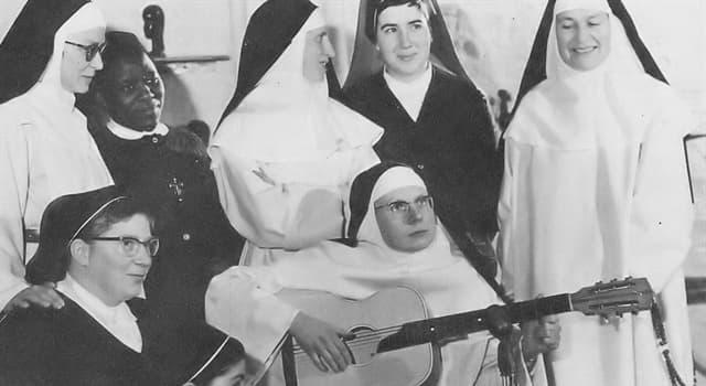 """Kultur Wissensfrage: Von wem wurde das Lied """"Dominique"""" 1963 veröffentlicht?"""
