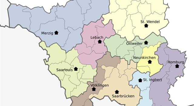 Geschichte Wissensfrage: Seit wann ist Saarland wieder ein Teil Deutschlands?