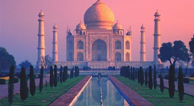 Geographie Wissensfrage: Was ist die Hauptstadt Indiens?