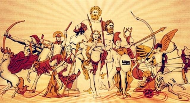 Kultur Wissensfrage: Was war das Getränk der Götter in der griechischen Mythologie?