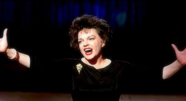 Film & Fernsehen Wissensfrage: Was war Judy Garlands letzter Film?