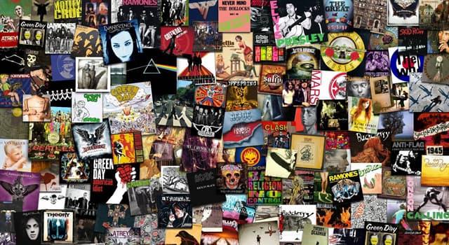 Kultur Wissensfrage: Welche Band hat das meistverkaufte Album in Großbritannien produziert?
