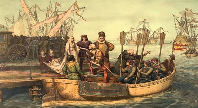 Geographie Wissensfrage: Welche Inselgruppe wurde 1492 von Kolumbus entdeckt?