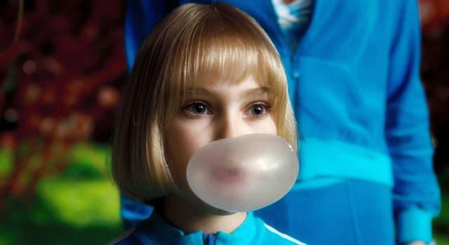 Film & Fernsehen Wissensfrage: Welche ist keine der Geschmacksrichtungen in dem von Willy Wonka erfundenen 3-Gänge-Menü-Kaugummi?